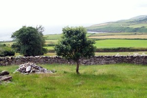 South west from Maughold