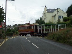Electric Tram Laxey