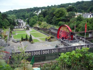 water wheel Laxey