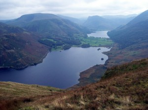 Crummock Water & Buttermere