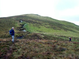 Towards Lords Seat