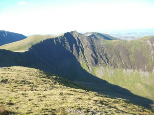 Ridge to Hopegill End