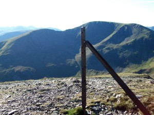 View from Grisedale