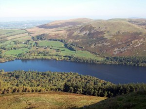 View down to Loweswater