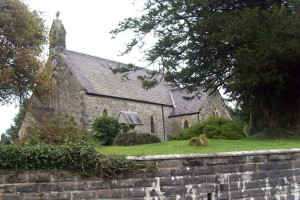 Llanboidy Church